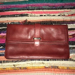 Handbags - Leather Clutch. Soft clean and simplistic.